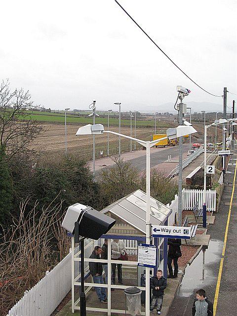 Edinburgh Platform, Prestonpans