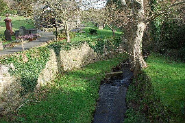 Isafon Afon Soch  Llangïan A Tributary of Afon Soch