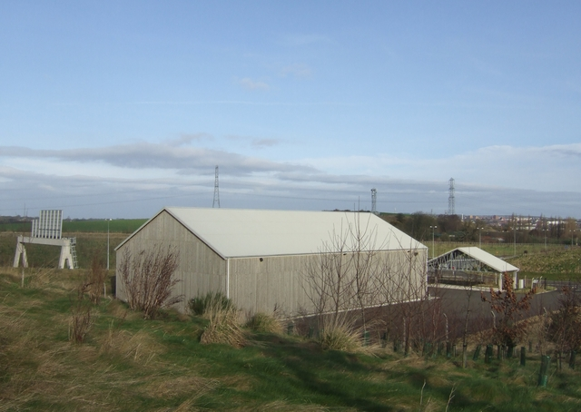 Maintenance Depot for M6 Toll