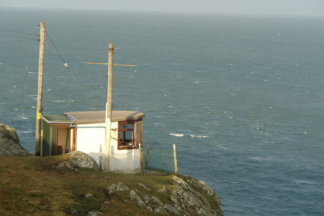 Former Coastguard Lookout Point