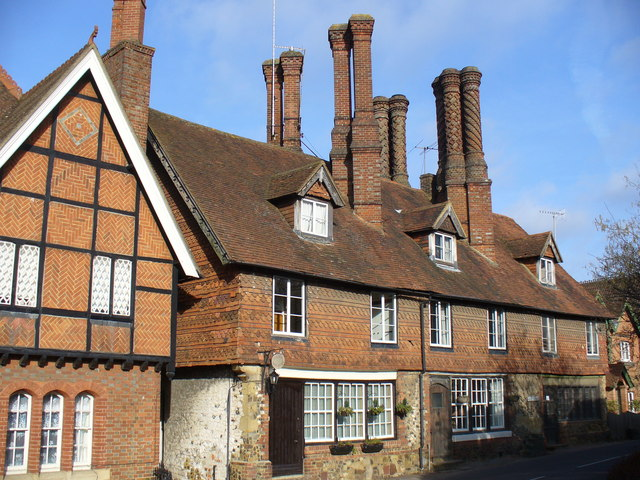 Cottages, Albury Street