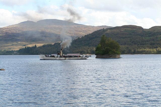 Western end of Loch Katrine
