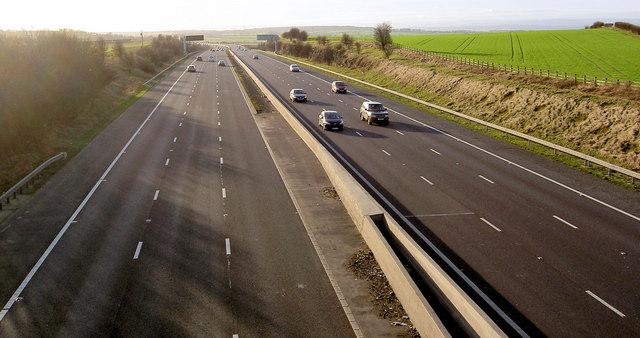 M18 motorway
