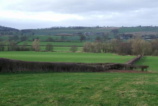 In Corve Dale, Shropshire