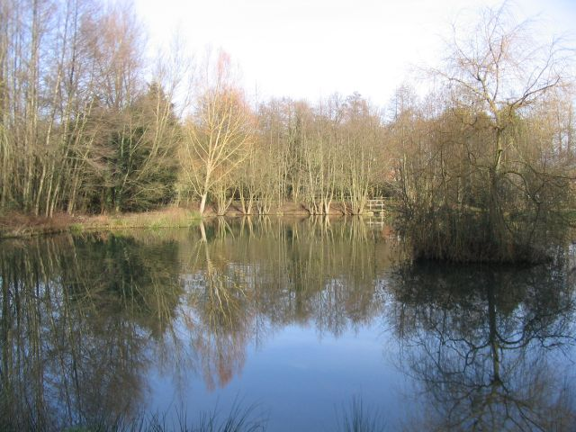Holbury Lane Lakes, Lockerley