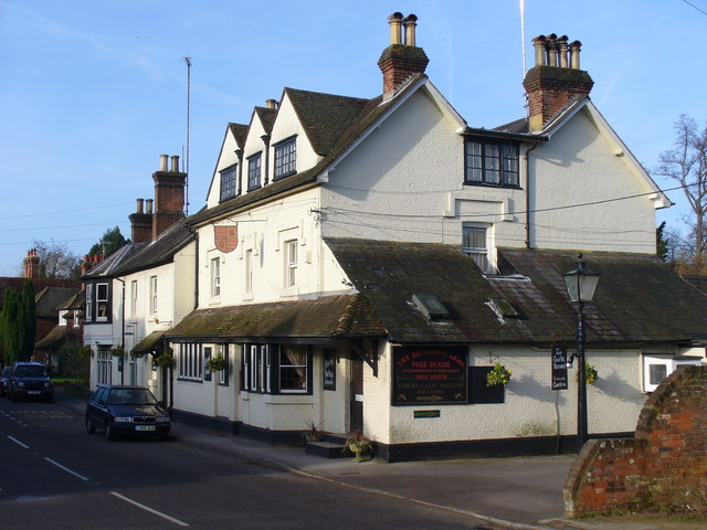 Drummond Arms, Albury