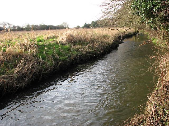 View southwest across Blackwater River
