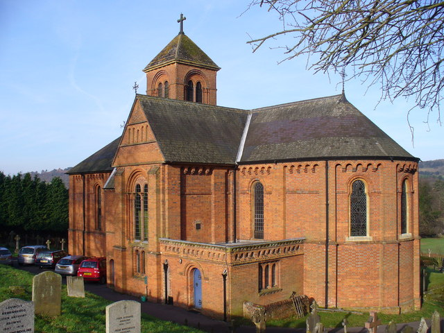 St Peter and St Paul Church, Albury