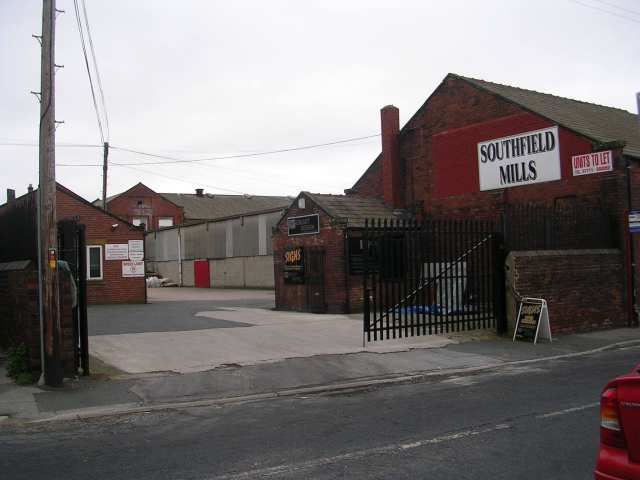 Southfield Mills - Topcliffe Lane