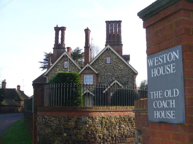 Weston House, Albury