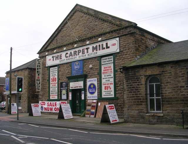 Methodist Free Church - Bradford Road