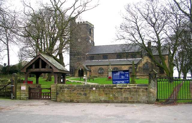 St Michael's Church - Church Lane