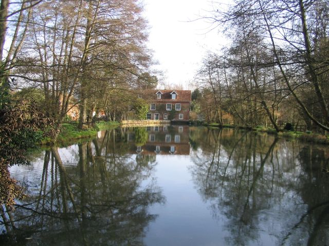 Holbury Mill, Lockerley