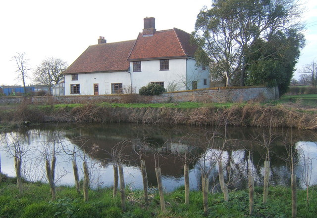 Leedes farm, Hemingstone
