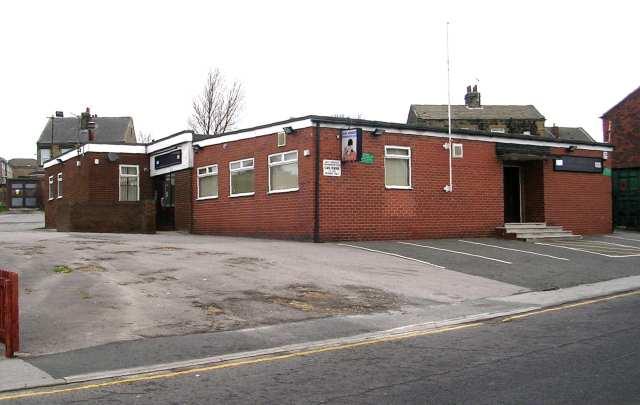 East Ardsley Conservative Club - Chapel Street