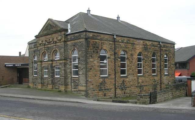 East Ardsley Methodist Church - Chapel Street