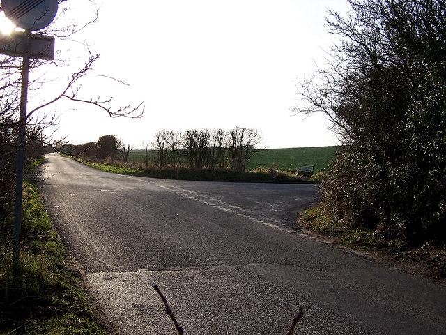 Junction - High Oak Hill and Basser Hill