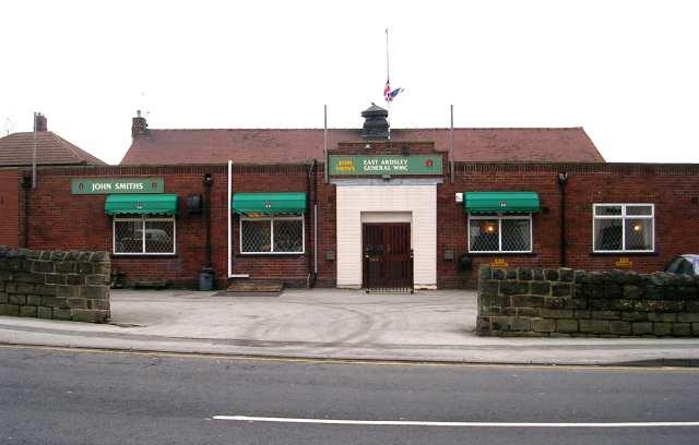East Ardsley General Working Men's Club - Thorpe Road