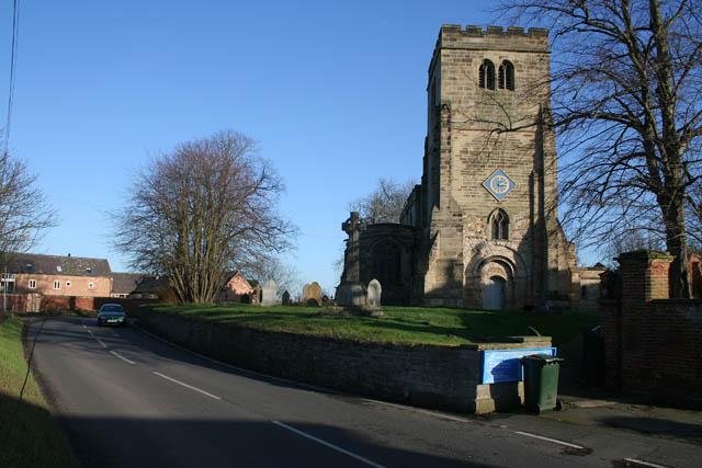 Church Hill, Plumtree