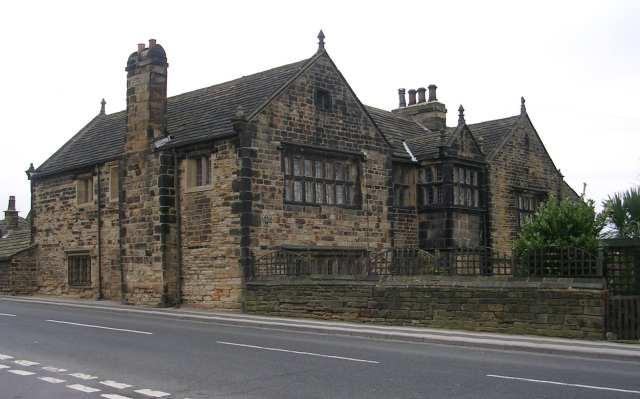 The Old Hall - Main Street