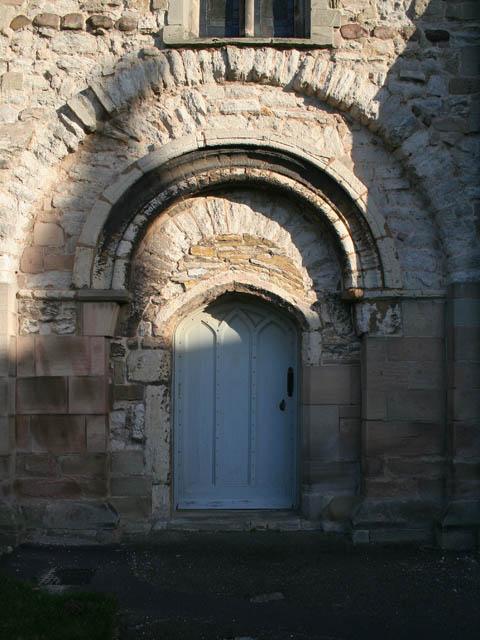 West door, St Mary the Virgin, Plumtree