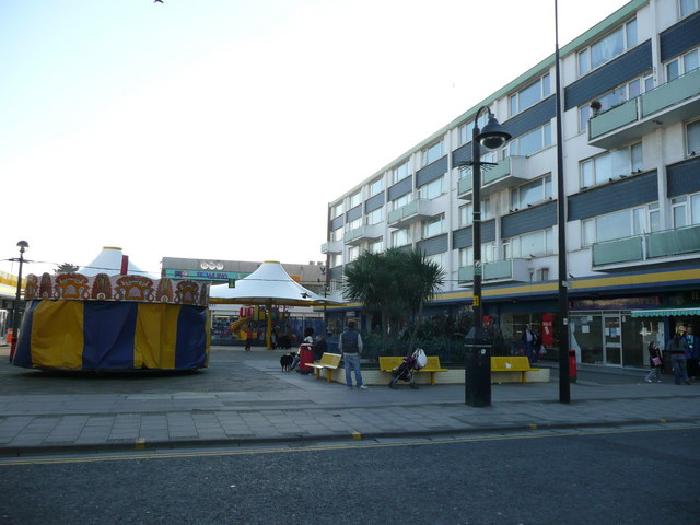 Dolphin Square Shopping Centre, Weston-super-Mare