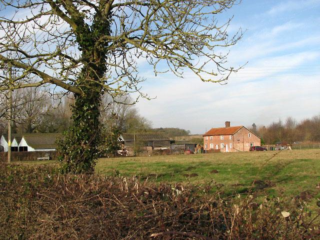 Fen Farm in Rush Green