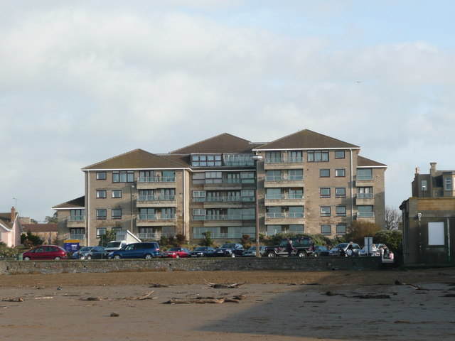 Etonhurst, Beach Road, Weston-super-Mare.