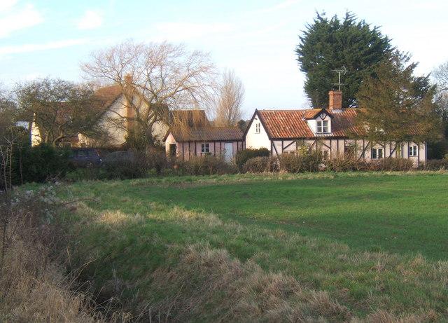 Cottages, Hemingstone