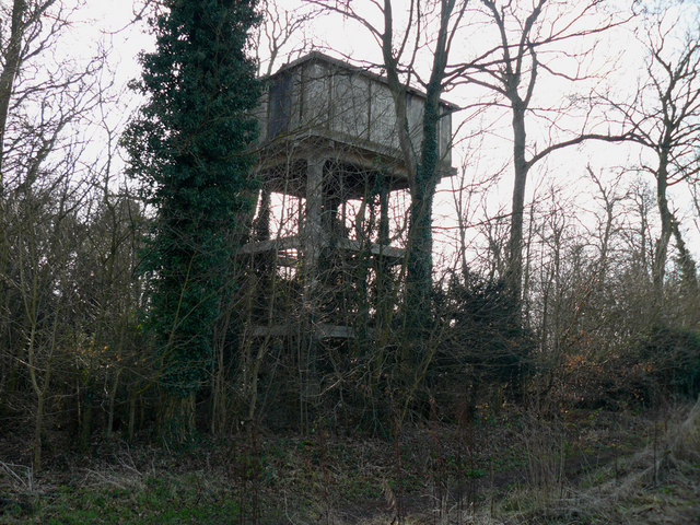 Amport - Water Tower
