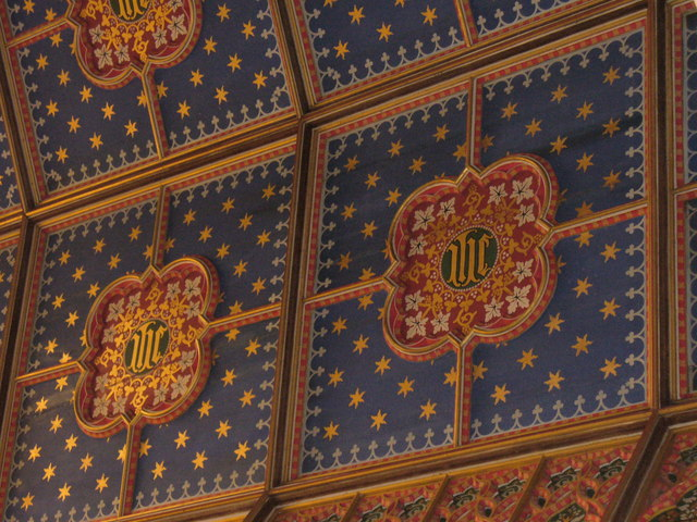 Chapel Roof, Albury Old Church