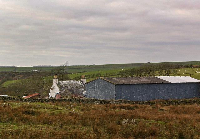 Dervaird farm