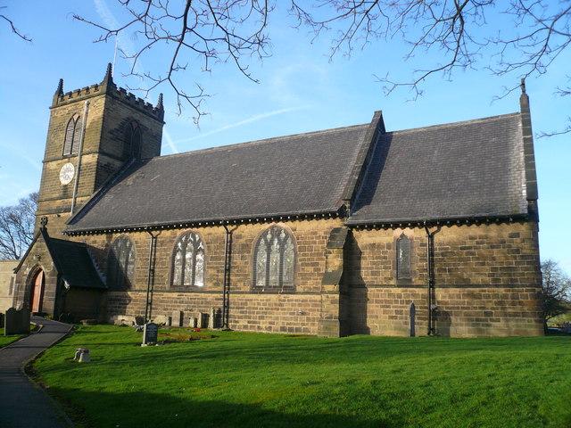 Blackwell - St. Werburgh's Church