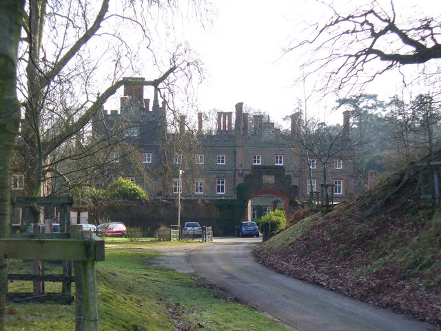 Albury Park Mansion