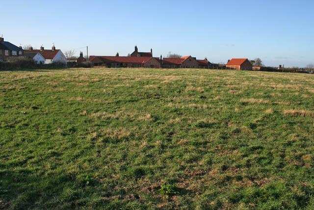 Farmland at Plumtree