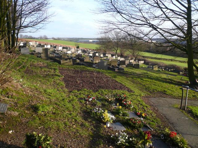 Blackwell - Churchyard View
