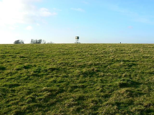 Observation tower, Salisbury Plain