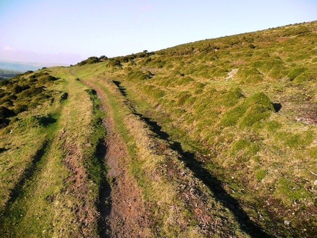 Bridleway to Builth Wells
