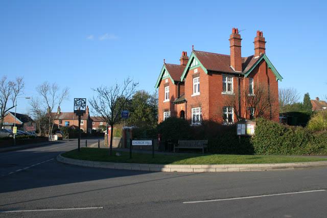 Village centre, Plumtree