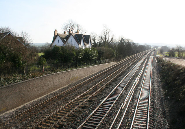 Moulsford station
