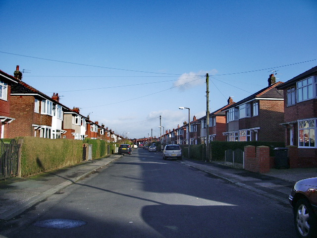 Stanley Grove, Higher Penwortham