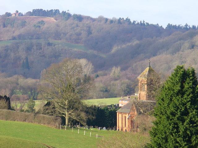 Albury Church