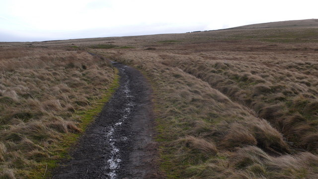 Path to Glencorse