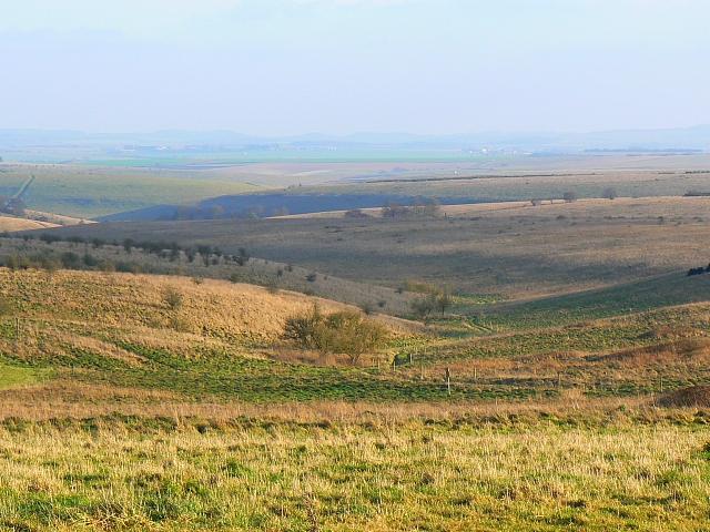 A view across Salisbury Plain