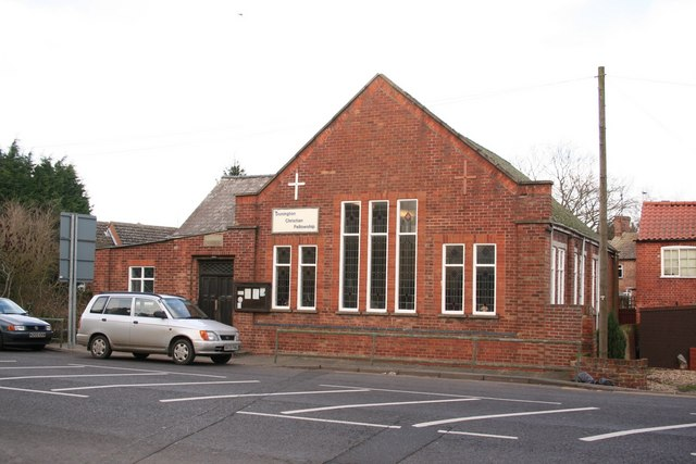 Donington Christian Fellowship