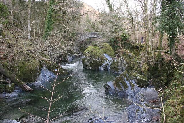 Mallwyd Bridge