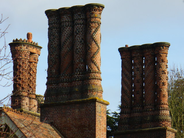 Weston House Chimneys