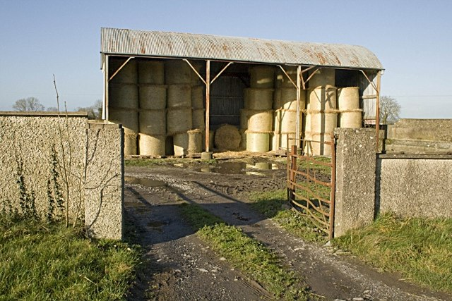 Hay Shed 169 Kevin Higgins Geograph Ireland