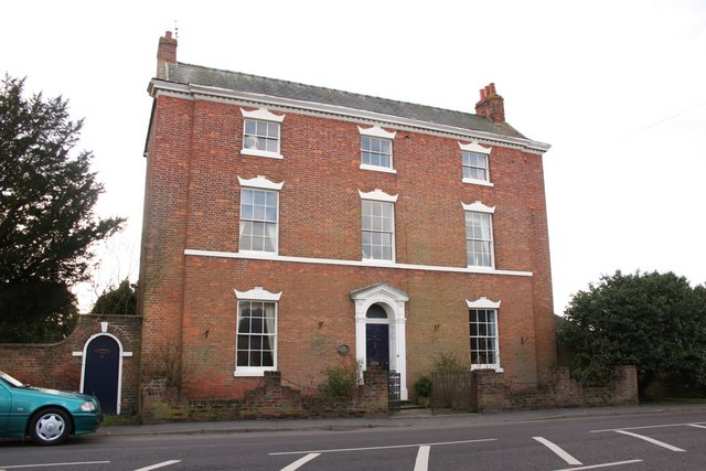 Holmfield House