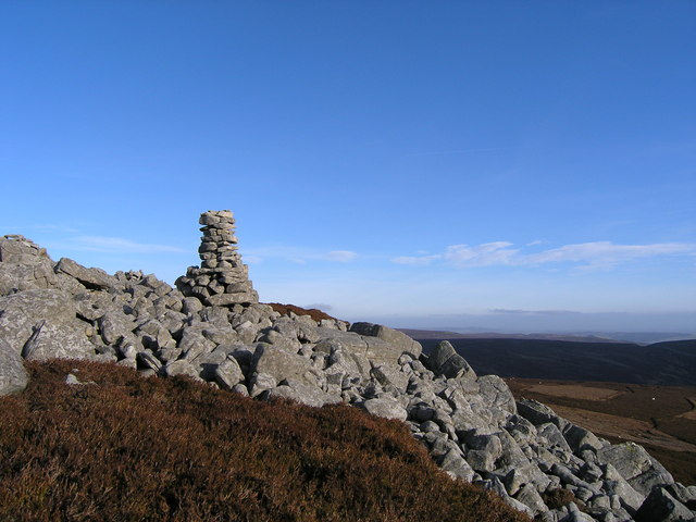 Cairn on High Crag